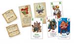 Le Roi des Nains - Les cartes
