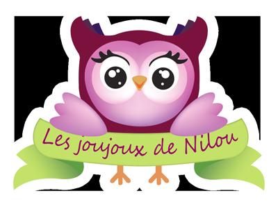 Les joujoux de Nilou - Logo